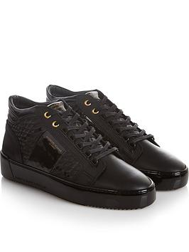 android-homme-mens-propulsion-mid-geo-trainers-black
