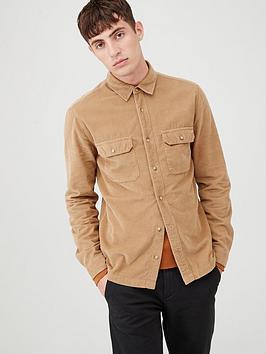 very-man-long-sleeved-cord-shirt-tan