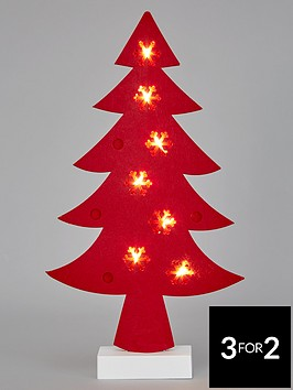 noma-lit-red-felt-tree-battery-operated-room-light