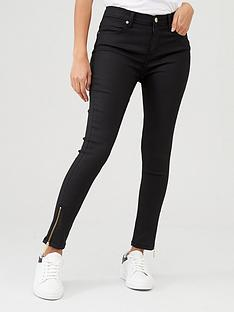 barbour-international-coated-durant-jeans-black