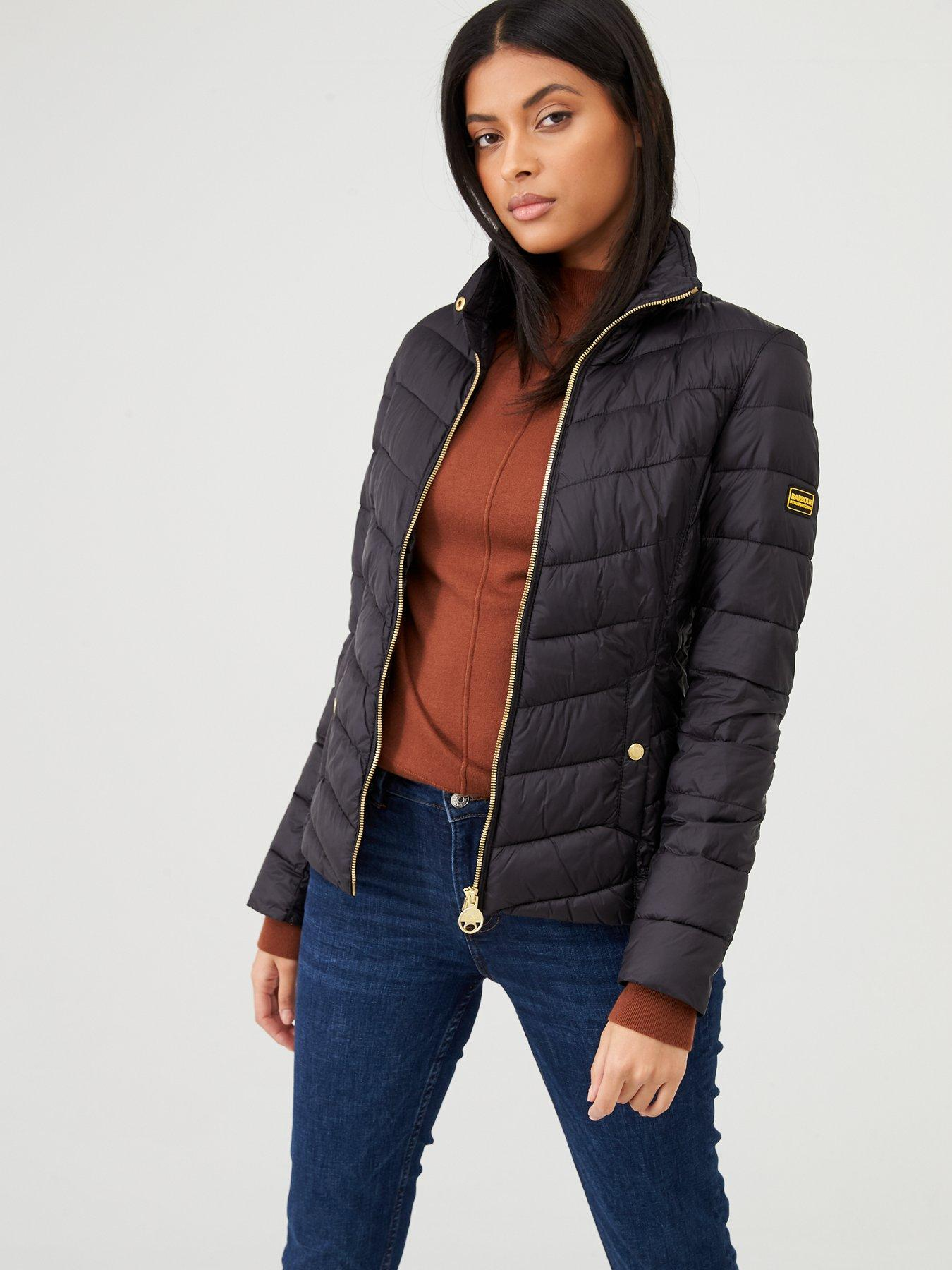 barbour aubern jacket