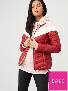 barbour-international-auburn-blocked-quilted-jacket-redpink
