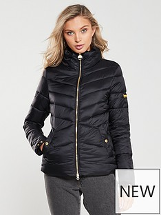 825e33d29959 Black | Quilted & Padded Jackets | Coats & jackets | Women | www ...