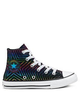 converse-chuck-taylor-all-star-all-of-the-stars-trainers-blackwhitepink