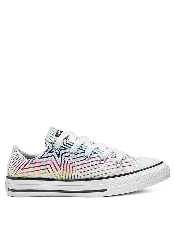 Chuck Taylor All Star All Of The Stars Trainers WhiteBlack