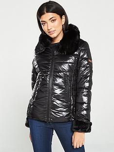 barbour-international-premium-hyde-quilted-coat-black