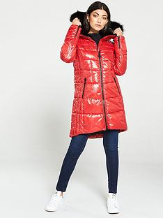 barbour-international-premium-hayes-quilted-coat-red-black