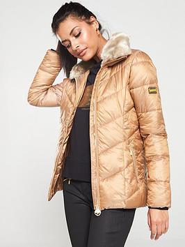 barbour-international-nurberg-quilted-jacket-gold