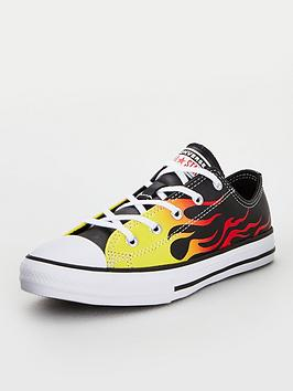 converse-chuck-taylor-all-star-ox-plimsolls-blackorangeyellow