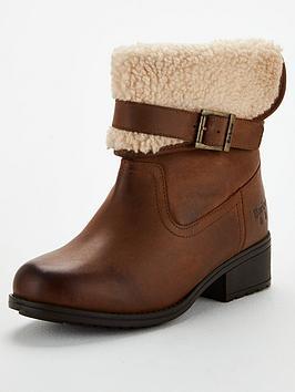 barbour-verona-fleece-lined-boot-brown