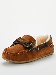 barbour-sadie-mocassin-slippers