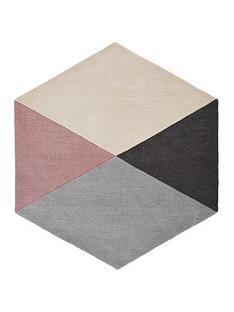 hexagon-rug