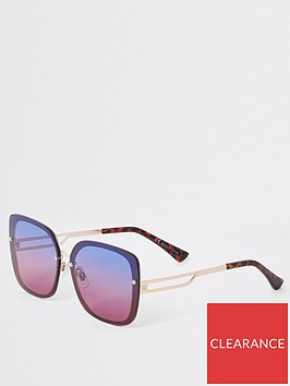 river-island-river-island-blue-tone-oversize-sunglasses
