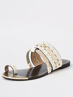 river-island-toe-ring-sandals-white