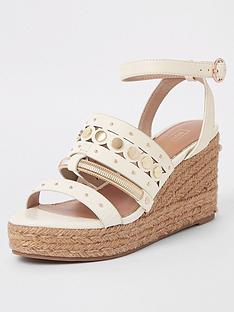 5c4dd237af River island | Sandals & flip flops | Shoes & boots | Women | www ...