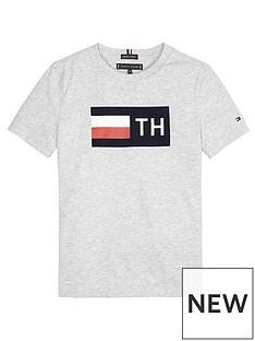 tommy-hilfiger-boys-flock-flag-short-sleeve-t-shirt-grey-marl