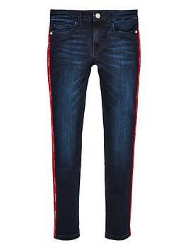 calvin-klein-jeans-girls-logo-skinny-jeans-dark-blue
