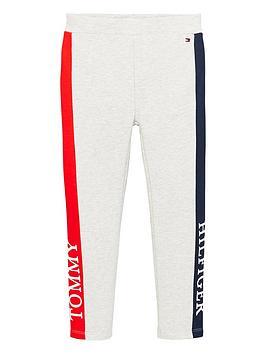 tommy-hilfiger-girls-essential-logo-leggings-grey-marl