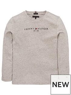 tommy-hilfiger-boys-essential-logo-long-sleeve-t-shirt-grey-marl