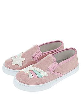 accessorize-accessorize-shooting-star-slip-on-trainer