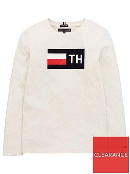 tommy-hilfiger-boys-flock-flag-long-sleeve-t-shirt-cream