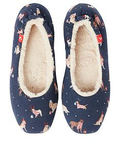 joules-dreamwell-fleece-lined-slipper-with-rubber-outsole-welly-multi