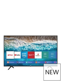 Hisense Hisense H50B7100UK 50 inch 4K Ultra HD, HDR, Freeview Play Smart TV