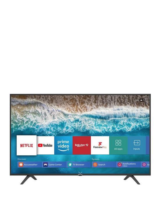 Hisense H50B7100UK 50 inch 4K Ultra HD, HDR, Freeview Play Smart TV