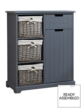 lloyd-pascal-burford-ready-assembled-painted-side-by-side-bathroom-storage-unit-grey