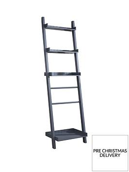 lloyd-pascal-burford-painted-wall-leaning-shelf-unit-grey
