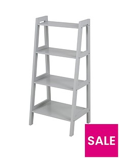 lloyd-pascal-portland-4-tier-shelving-unit