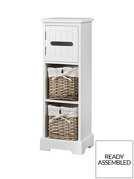 lloyd-pascal-burford-ready-assembled-painted-narrow-bathroom-storage-unit-white