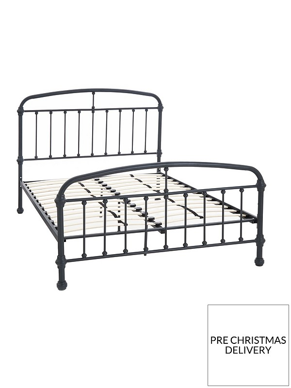 Admirable Brighton Metal Bed Frame Onthecornerstone Fun Painted Chair Ideas Images Onthecornerstoneorg