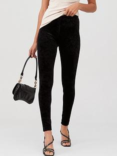v-by-very-velvet-legging-black