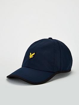 lyle-scott-golf-lightweight-golf-cap-navy