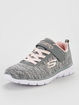 skechers-girls-skech-appeal-30-trainers-grey