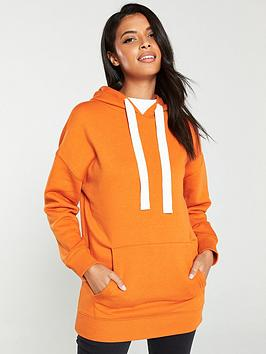 v-by-very-the-essential-oversized-hoodie-orange