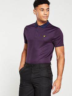 lyle-scott-golf-microstripe-polo-shirt-navyburgundy