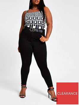 ri-plus-logo-bodysuit--black