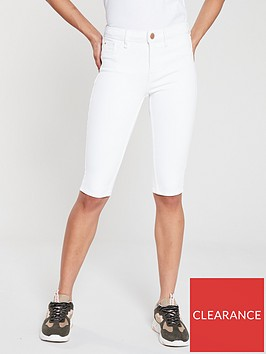 river-island-cycling-short-white