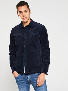barbour-cord-overshirt-navy