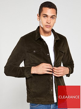 barbour-cord-overshirt-forest-green