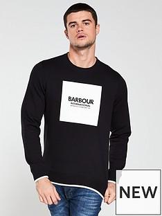 barbour-international-scortch-crew-sweatshirt-black