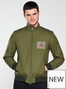 barbour-international-linden-casual-jacket-khaki