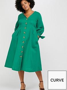 monsoon-curve-monsoon-curve-molly-linen-midi-button-dress