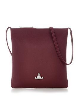 vivienne-westwood-victoria-square-cross-body-bag-burgundy