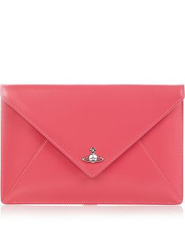 vivienne-westwood-private-envelope-pouch-pink