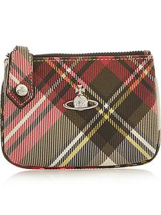 vivienne-westwood-derby-tartan-coin-purse-red