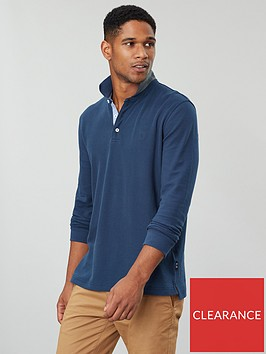 joules-woodwell-long-sleeved-polo-shirt-blue
