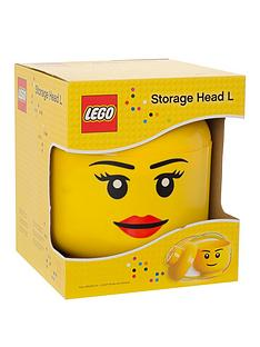 LEGO Storage Head – Girl Character